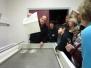 Visite des Archives Départementales des A.M. le 20-01-2010